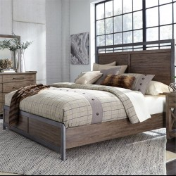 Lib 473-br sonoma road Panel bed